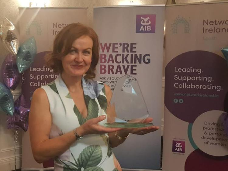 Dundalk estate agent scoops Louth SME Businesswoman of the Year Award  – Dundalk Democrat