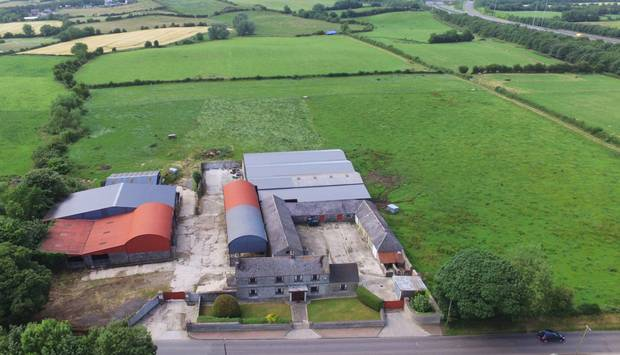 Dundalk farm tops €17,000 an acre at auction